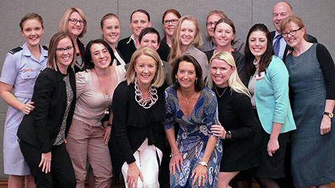 The Australian women's leadership symposium