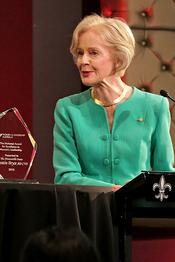 Dame Quentin Bryce Australian Award for Excellence in Women's Leadership