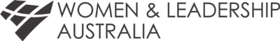 Women and Leadership Australia Logo
