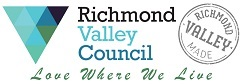 Richmond Valley Council logo