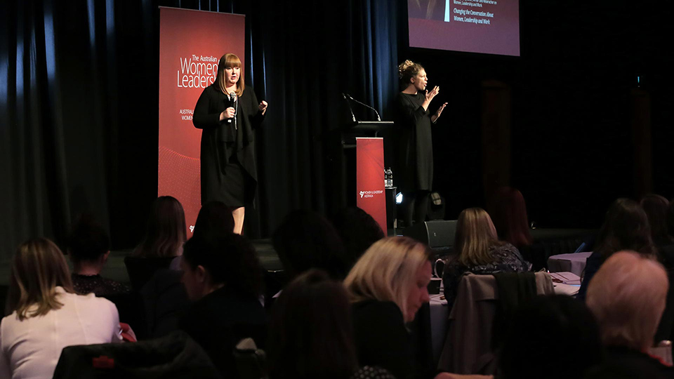 PRE-RELEASE TICKETS NOW AVAILABLE for The 2018 Australian Women's Leadership Symposium