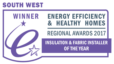 Energy Efficiency Award Insulated Homes