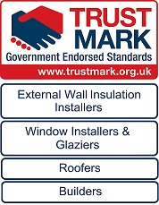 TrustMark Insulated Homes Logo