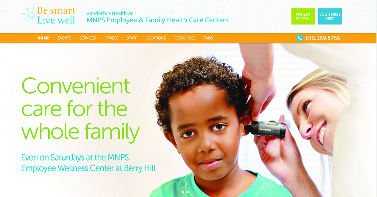 MNPS Employee & Family Health Care Centers