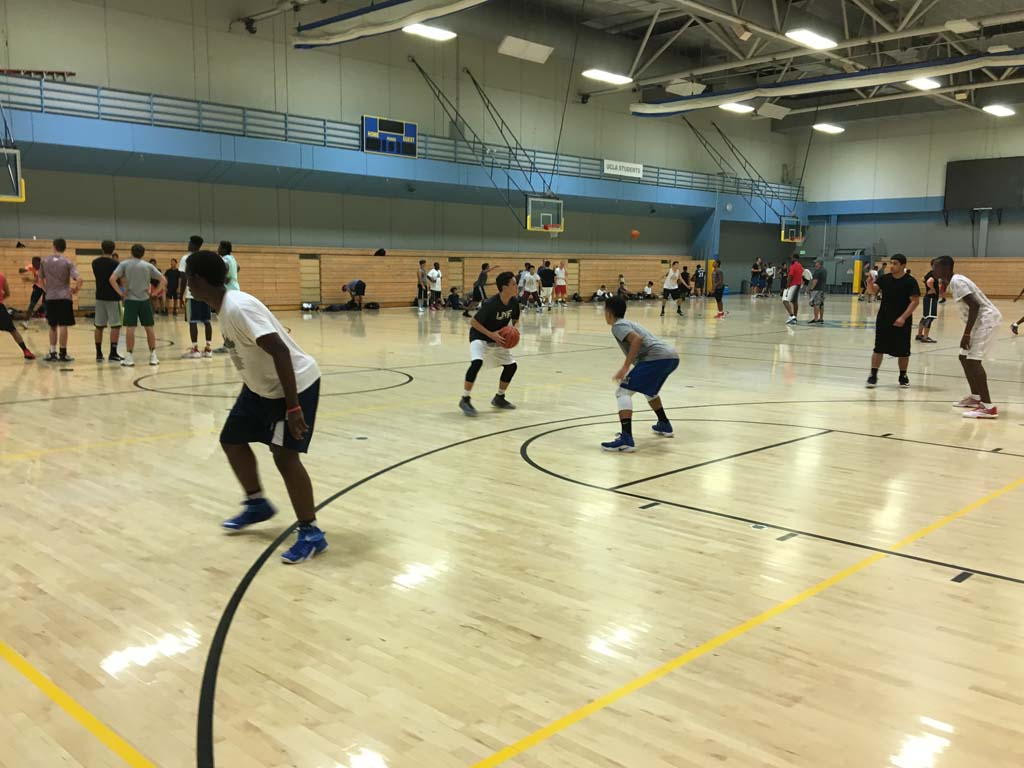 FCA SUMMER SPORTS CAMPS AT UCLA