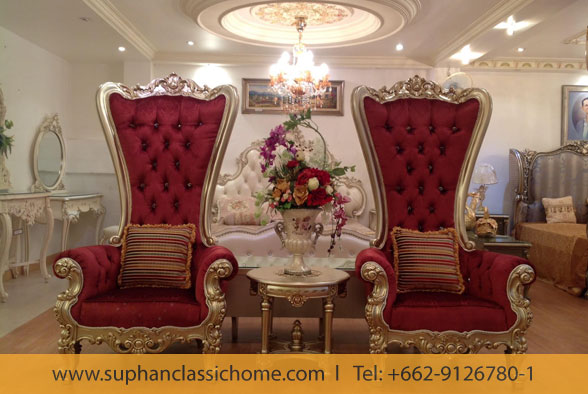 How to Spot Louis XIV, Louis XV And Louis XVI Chairs