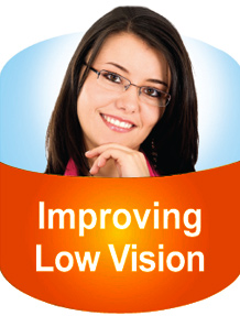 low vision therapy
