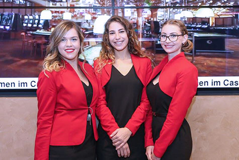 Join the Schaanwald Casino team