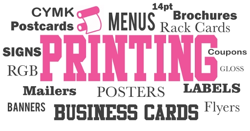 Printing  North Myrtle Beach South Carolina