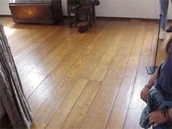 Eiken vloeren windels gespecialiseerd in frans eikenhout