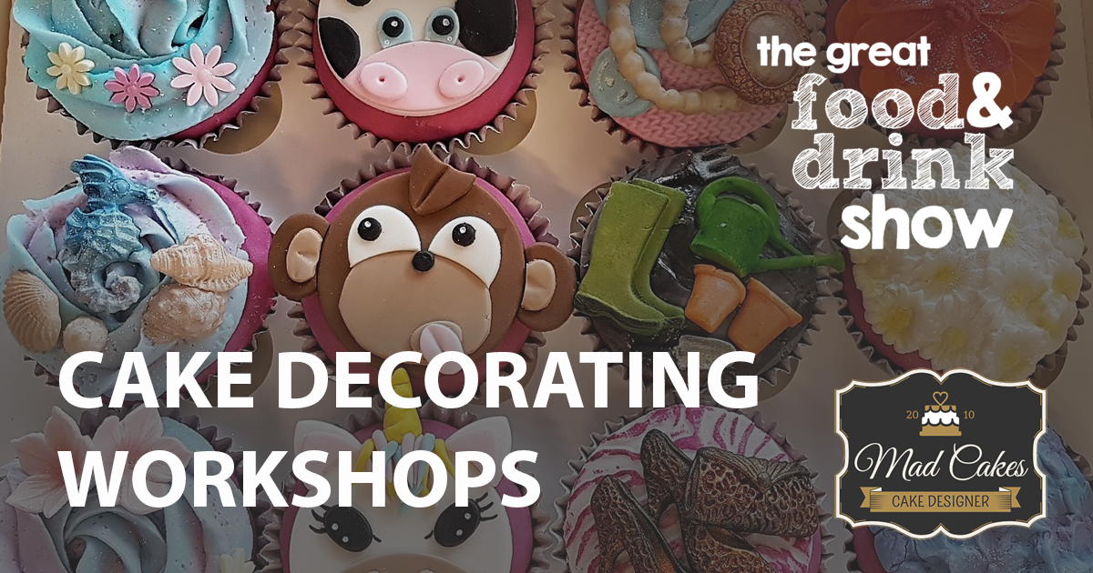 Cake Decorating Workshops