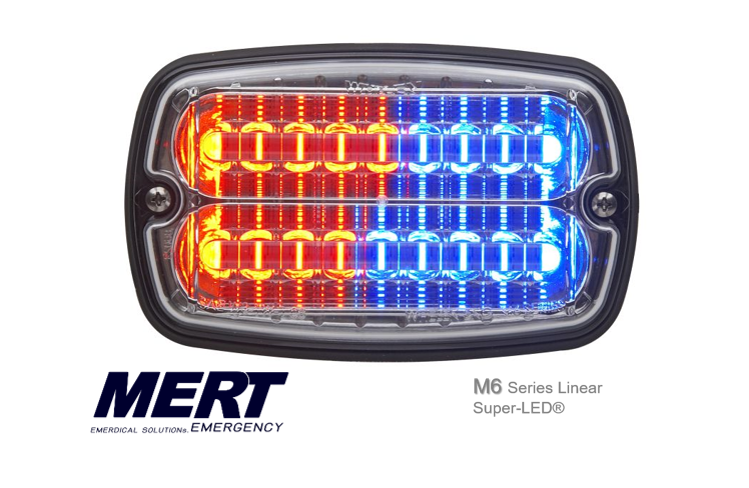 WHELEN LED Lighthead M6 Series Linear