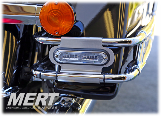WHELEN Motorcycle Warning