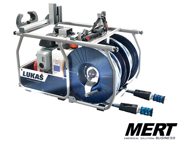 LUKAS POWER UNITS Gasoline Powered P635 SG DHR 20