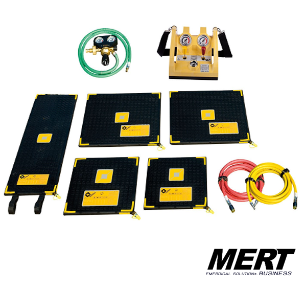 VETTER LIFTING BAGS  EMERGENCY RESCUE SET