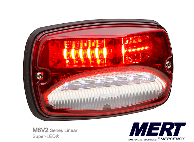 WHELEN M6V2 Series Super LED