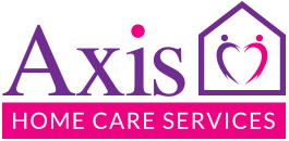 Logo for Axis Home Care Services