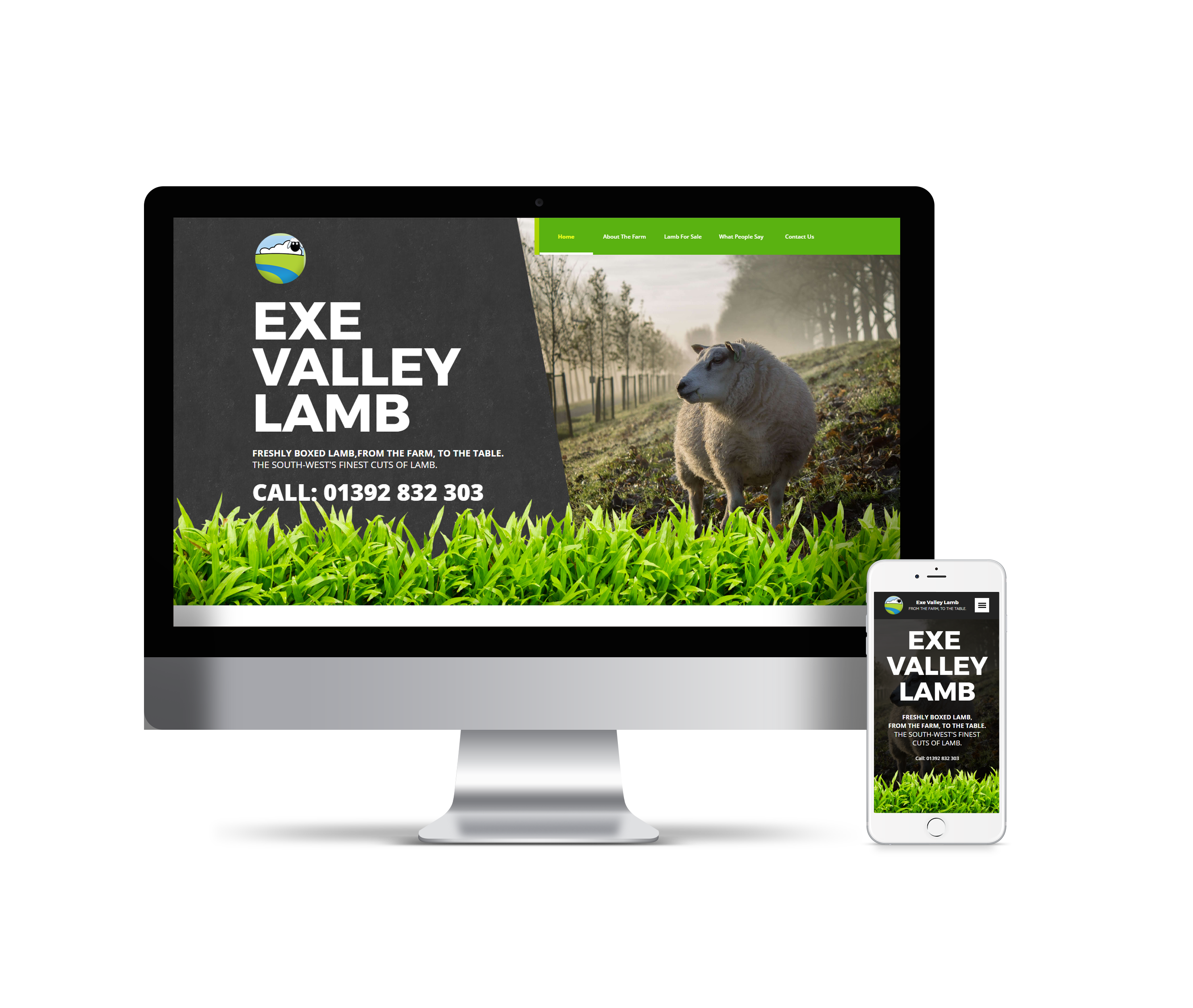Exe Valley lamb