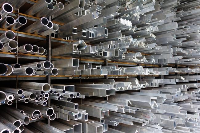 Aluminium Profielen Metaalwinkel