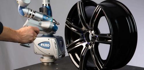 เครื่องมือวัดสามมิติCMM แขนกล portable arm faro arm faro laser scanner 3d laser scanner faro arm scanner