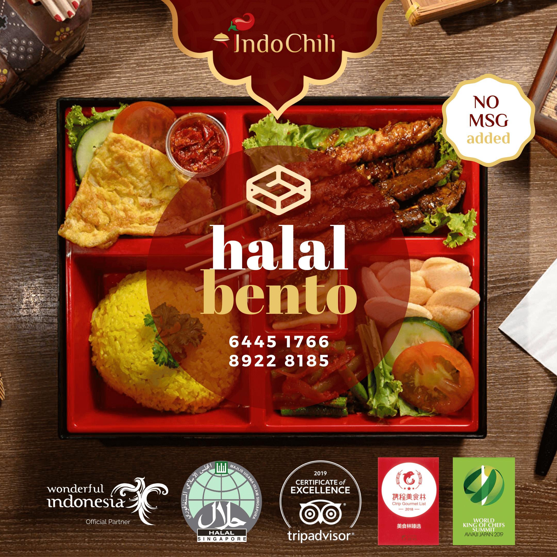 Halal Food Delivery Service
