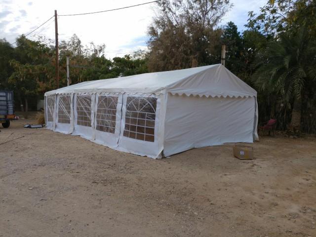 השכרת אוהלים, אוהלים להשכרה