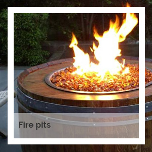 Fire pits | Godney Marquee Hire