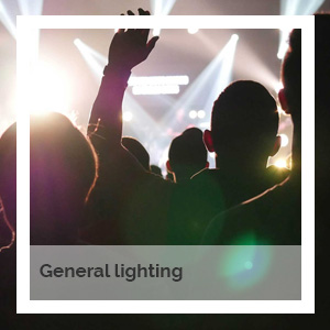 General lighting | Godney Marquee Hire