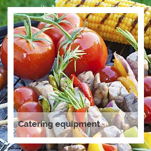 Catering equipment | Godney Marquee Hire