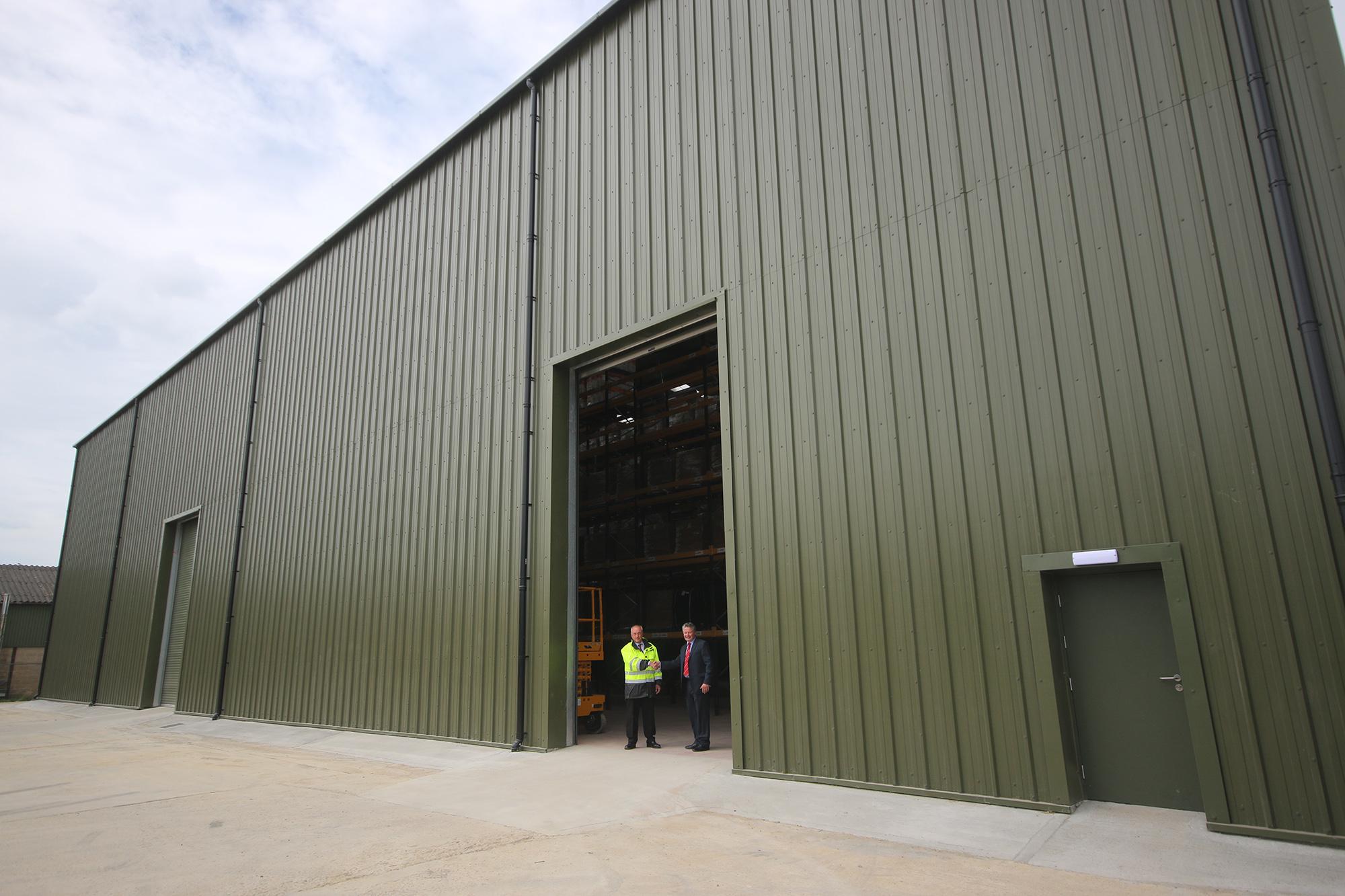 3cb Steel Framed Buildings Suppliers Industrial