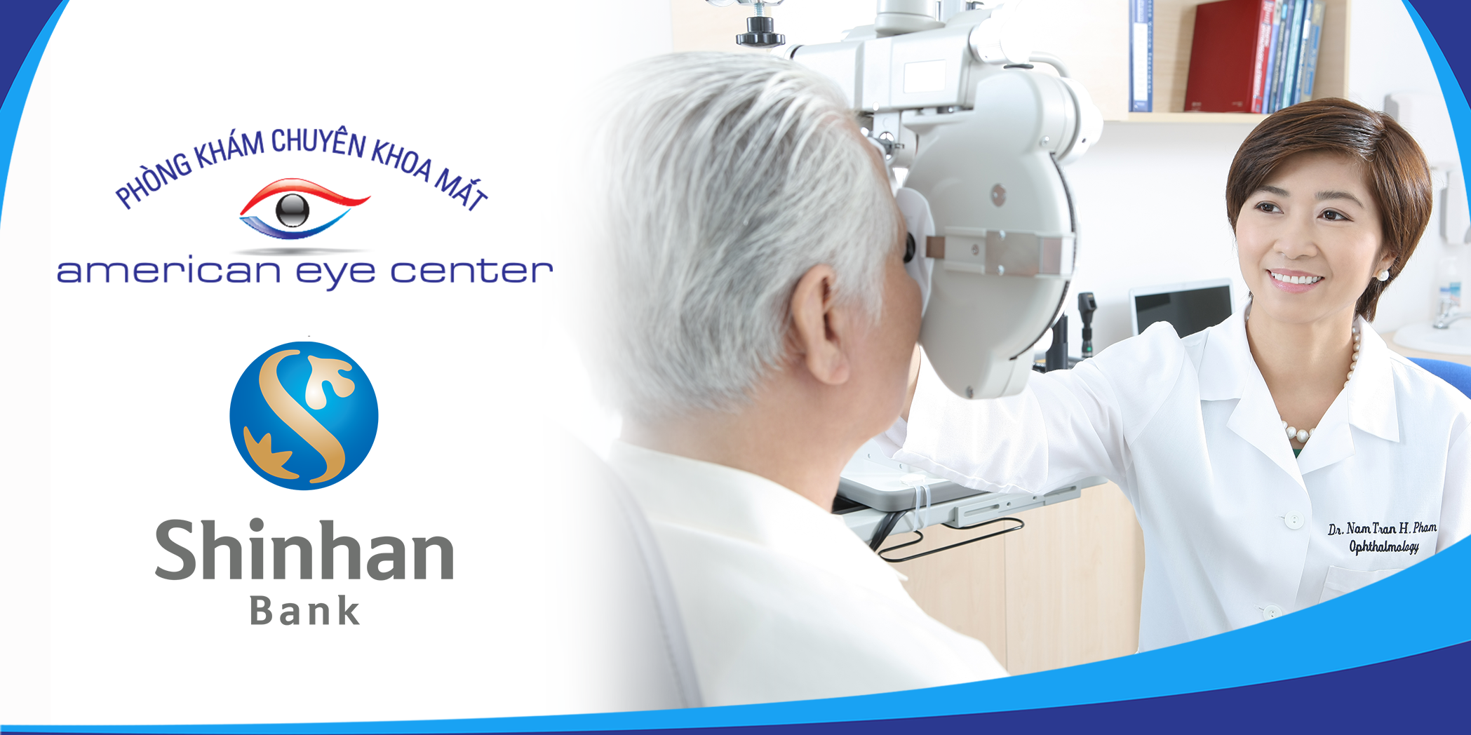 Image result for khám mắt American Eye Center