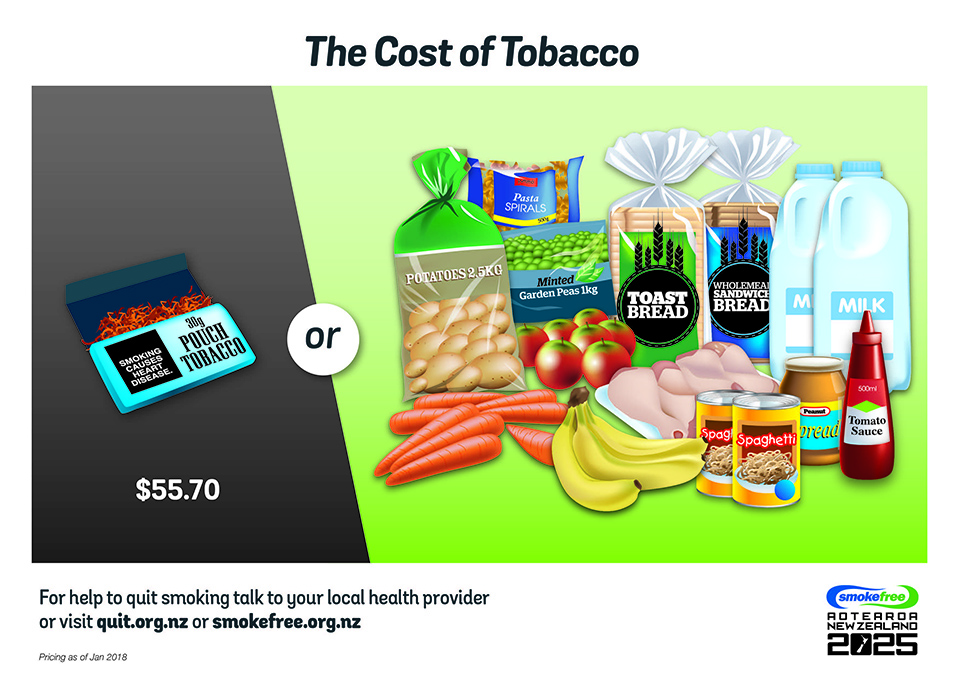 The Cost of Tobacco Graphic 1