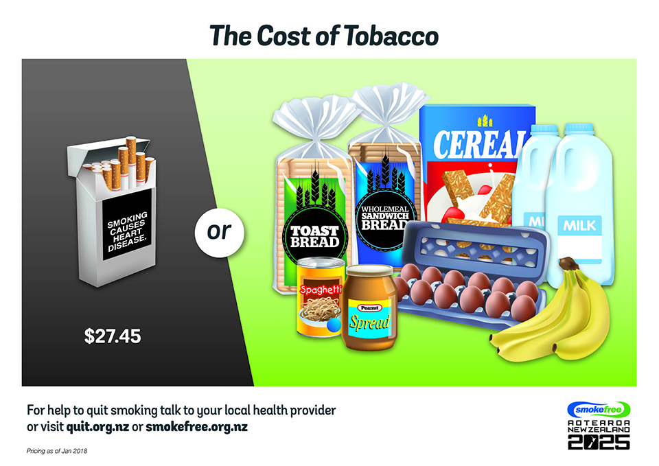 The Cost of Tobacco Graphic 2
