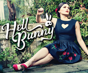 Advert - The Official Home of Hell Bunny, All your Hell Bunny favourites available to buy online now