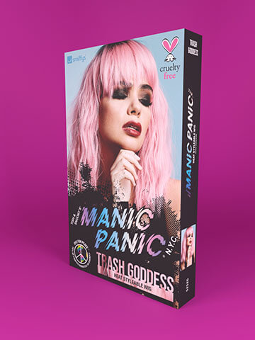 Smiffys Fancy dress - Manic Panic