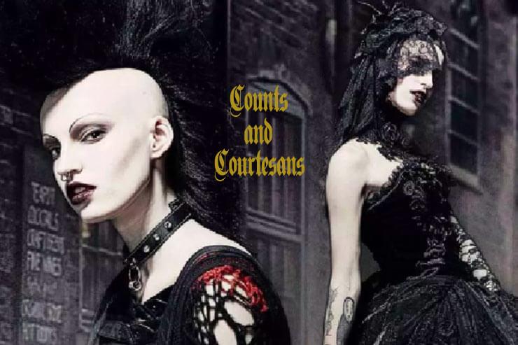 aa867b239fb Counts and Cortesans alternative fashion