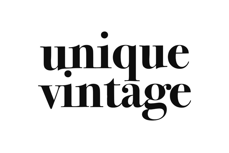 Unique Vintage Logo