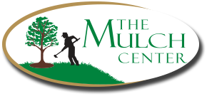 Mulch Center Logo inked to home page