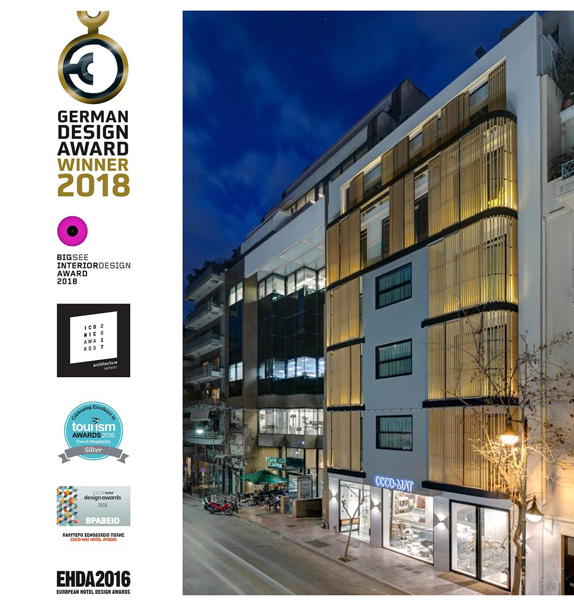 Elastic Architects Cocomat Hotel Kolonaki
