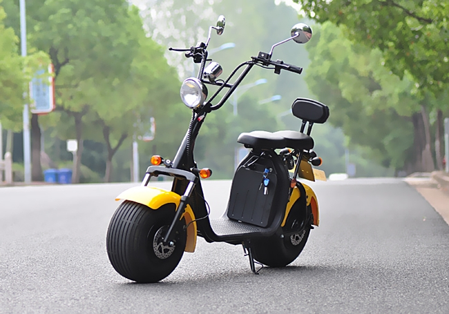Hercules E-Scooter (model B)