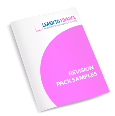 AAT Revision Packs