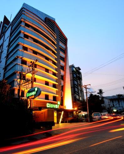 Hotels in Yangon, Top 10 Hotels in Yangon