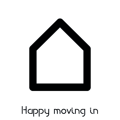 Happy Moving In | Baca Architects