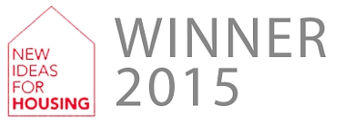 New Ideas For Housing Winner 2015