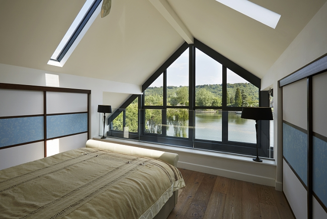 The UK's first Amphibious House