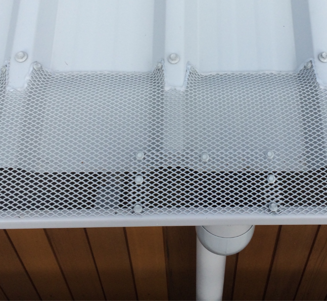 Metal Mesh  Gutter Guards