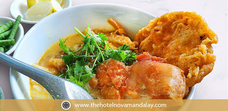 Are You A Foodie Traveler? Visit Those Restaurants/Places When You Are In Mandalay.