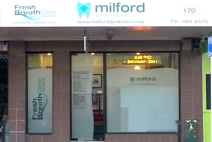 Milford Dentist l| Location Details