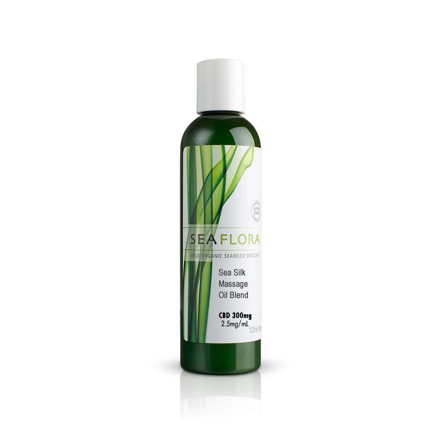CBD & Seaweed  Massage Oil