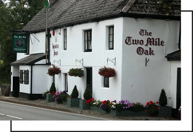 The Two Mile Oak Inn